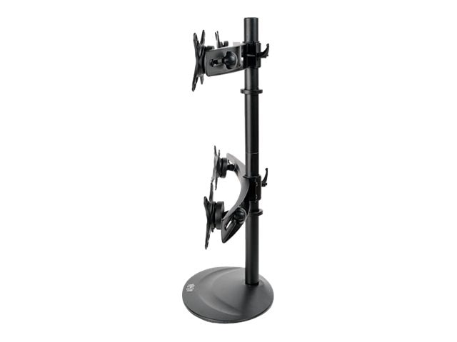 Tripp Lite Quad Full-Motion Desk Mount for 10 to 26 Displays, TVs, LCDs, Monitors, DDR1026MQ