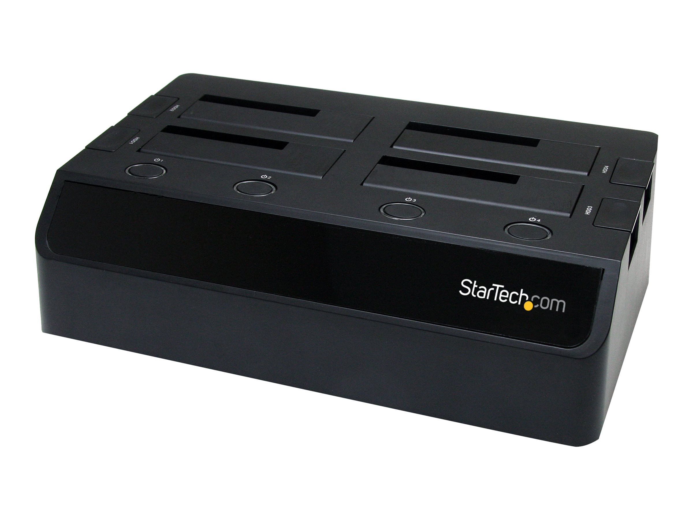 StarTech.com 4-Bay eSATA USB 3.0 to SATA HDD Docking Station