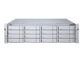 Promise 3U 16-Bay iSCSI1GX4 to SAS SATA 6Gb s Enclosure, VR2610I2GUS, 32011417, SAN Servers & Arrays