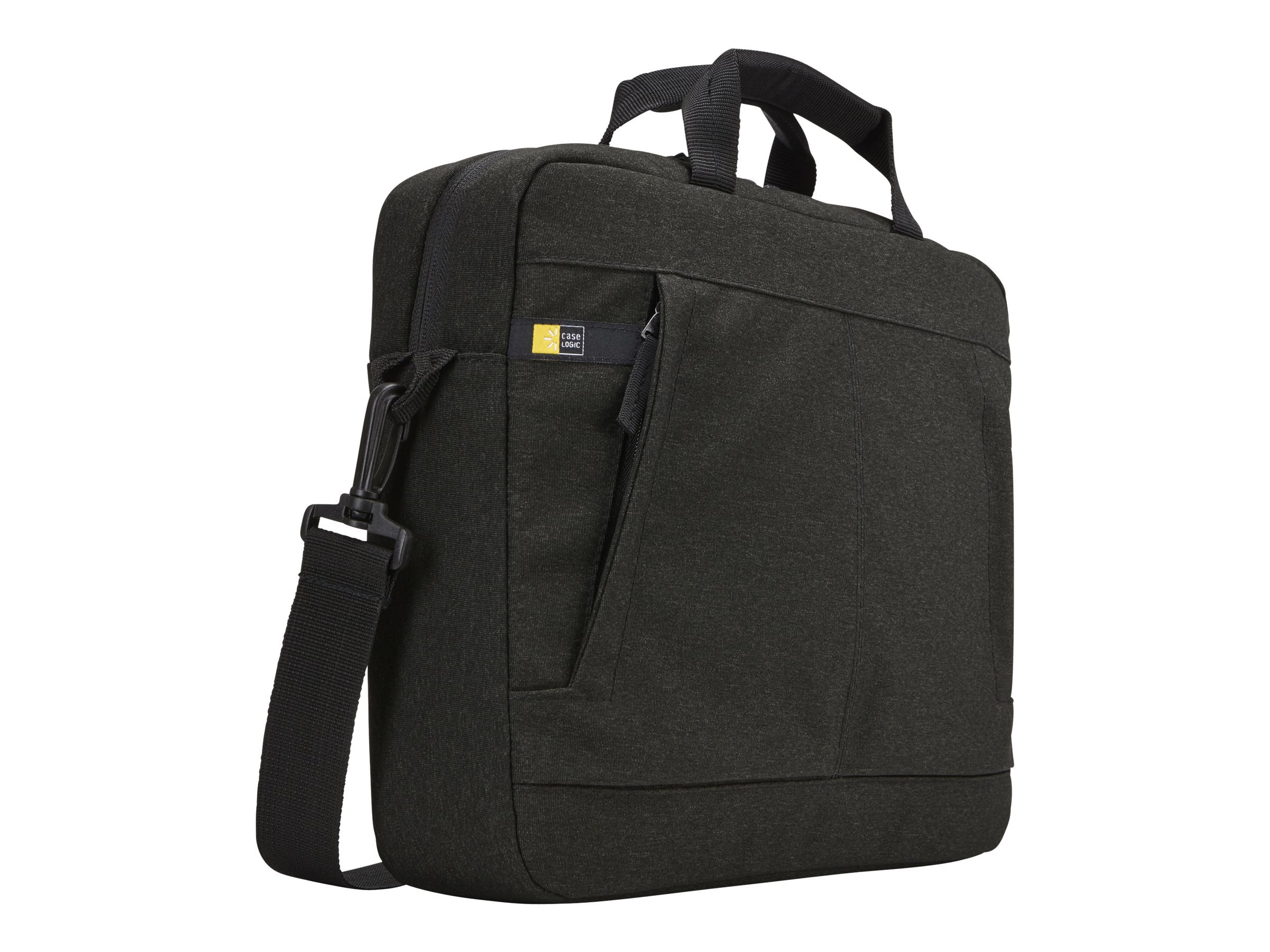 Case Logic Huxton 14 Laptop Attache, Black