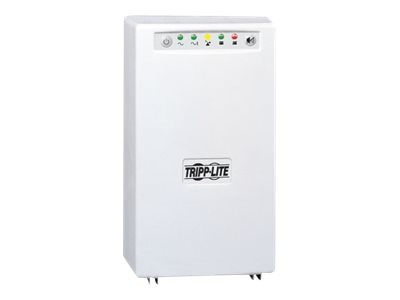 Tripp Lite 1000VA UPS Smart Pro Tower Hospital Grade Extended Run Line-Interactive (4) Outlet, SMART1200XLHG