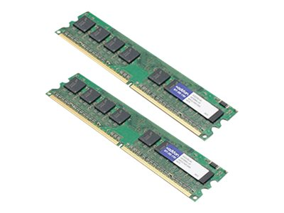 ACP-EP 2GB PC2-6400 240-pin DDR2 SDRAM UDIMM Kit for Dell, A1523761-AA