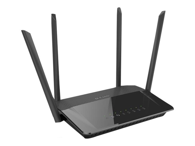 D-Link AC1200 Dual-Band Wireless Gigabit Router, DIR-842
