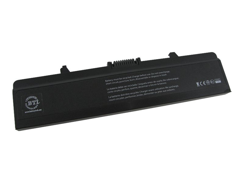 BTI 6-Cell Li-Ion Battery for Dell Inspiron 1525 1526