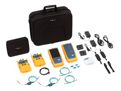Fluke CertiFiber Pro Multimode OLTS Kit, CFP-100-M 120, 15788574, Network Test Equipment