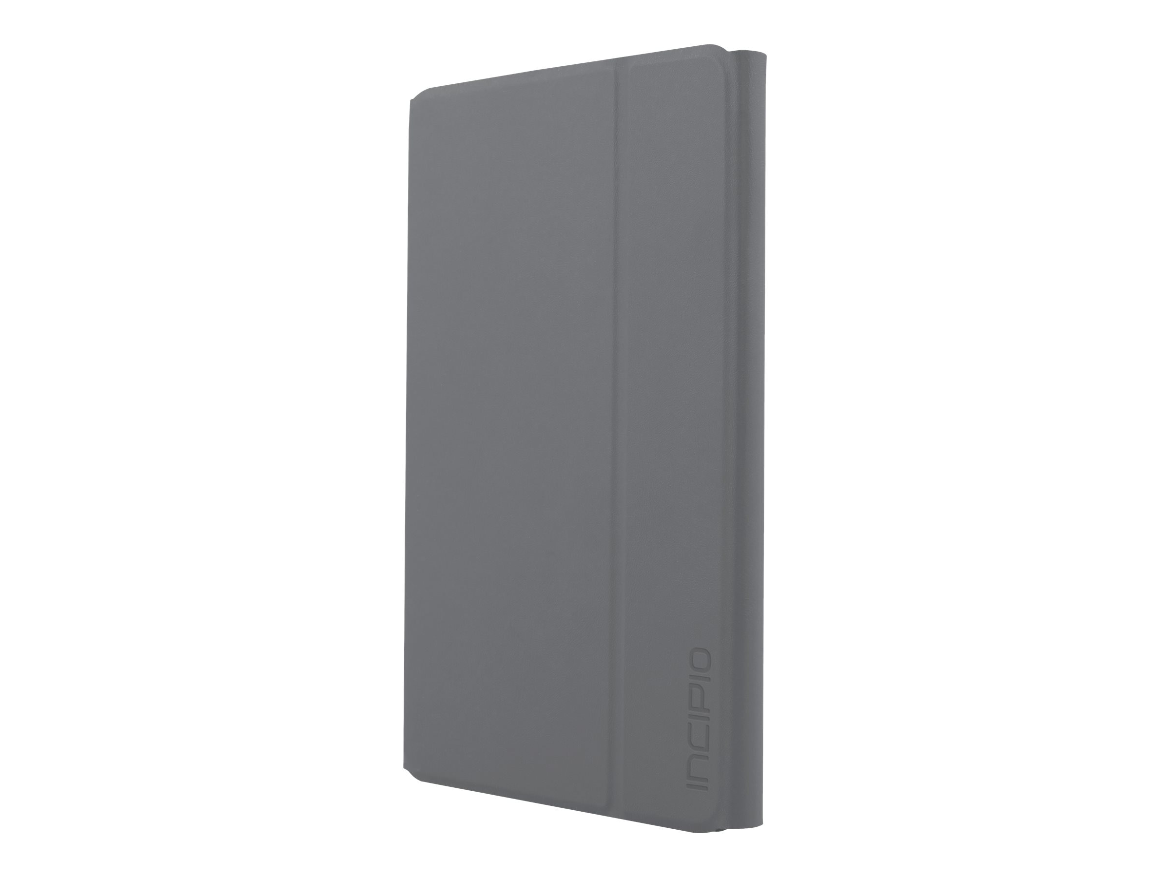 Incipio Archer Slim Folio w  Rotating Base for iPad mini 4, Gray