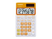Casio SL-300VC Extra Large Display Time and Tax Calculator, Orange, SL-300VC-OE, 11771118, Calculators
