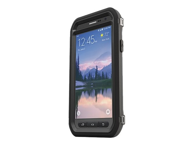 OtterBox Defender Series for Samsung Galaxy S6 Active, Black, 77-51782, 22791780, Carrying Cases - Phones/PDAs