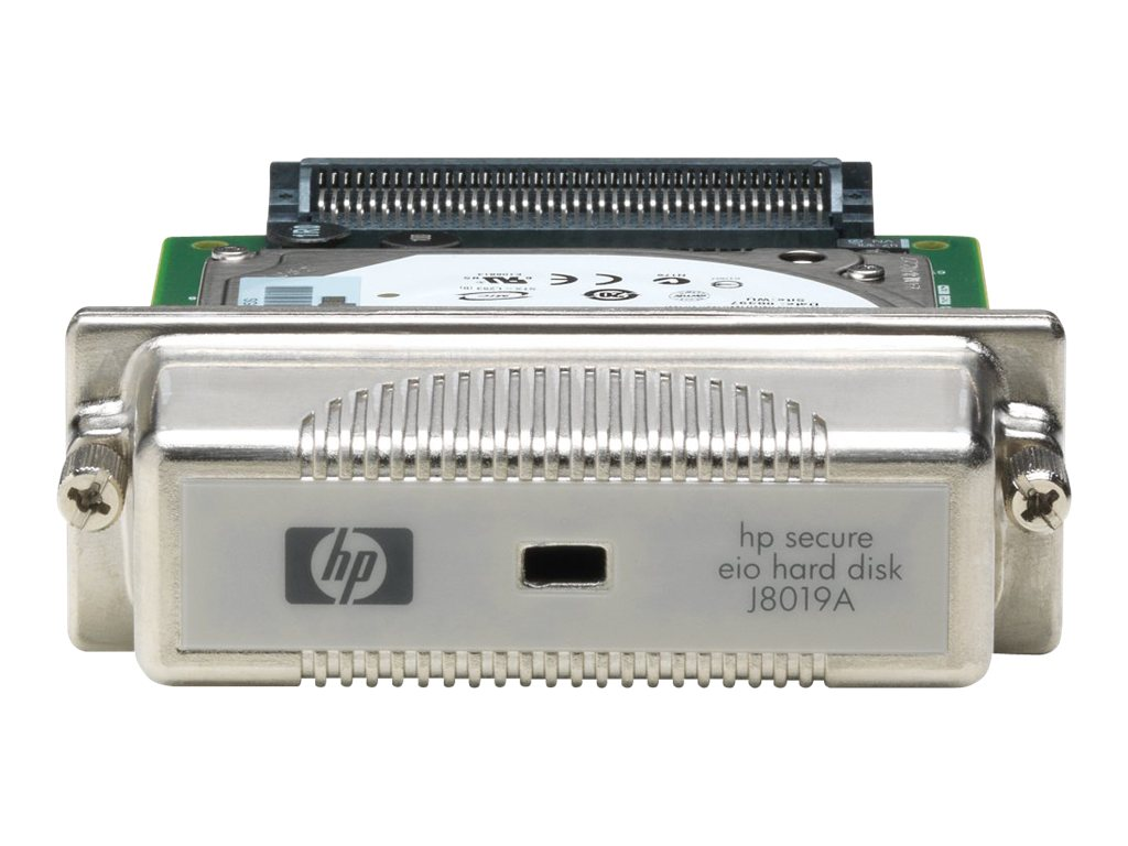 HP Secure High Performance Hard Disk for HP CP3520 Printer Series & CM3530 MFP Series, J8019A#256, 17728920, Hard Drives - Internal