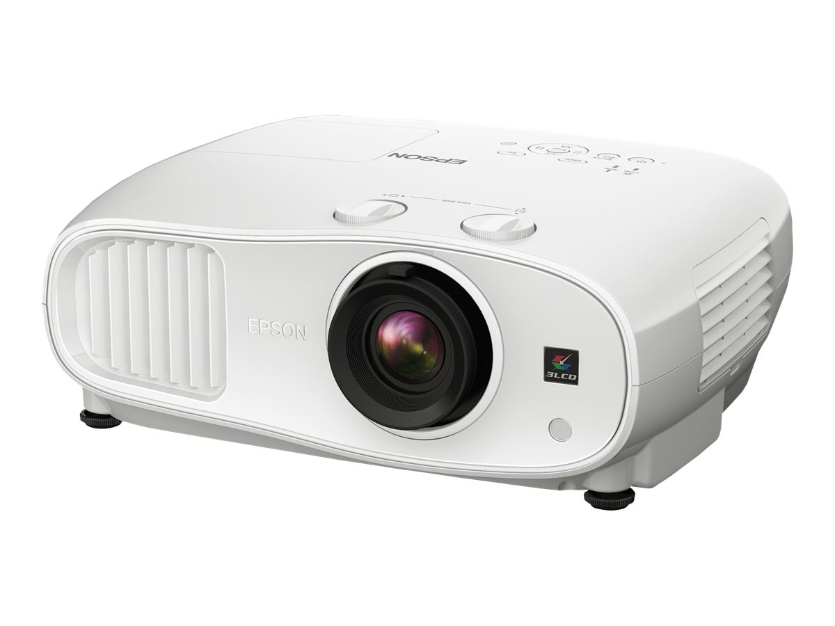 Epson Home Cinema 3000 2D 3D Full HD 1080p 3LCD Projector, 2300 Lumens, White