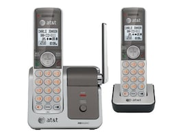AT&T 2-Handset Cordless Telephone with Caller ID Call Waiting*, CL81201, 12555839, Telephones - Consumer