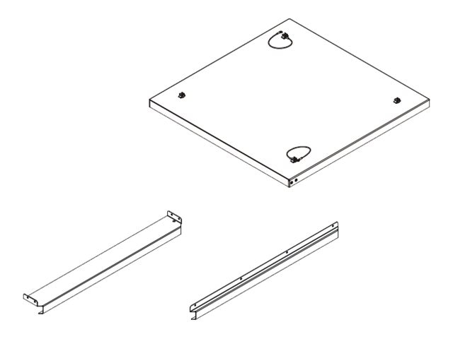 Chief Manufacturing Ceiling Mount Trim Kit