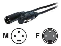 Comprehensive XLR Standard Series Microphone Cable (M-F), 15ft