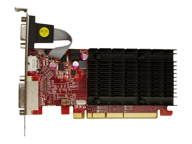 VisionTek Radeon HD 5450 PCIe 2.1 x16 Graphics Card, 1GB DDR3, 900860