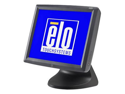 ELO Touch Solutions 15 1528L Medical LCD AccuTouch Monitor, Dual Serial USB, Dark Gray