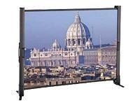 Da-Lite Diagonal Portable Table-Top Projection Screen, 4:3, 40