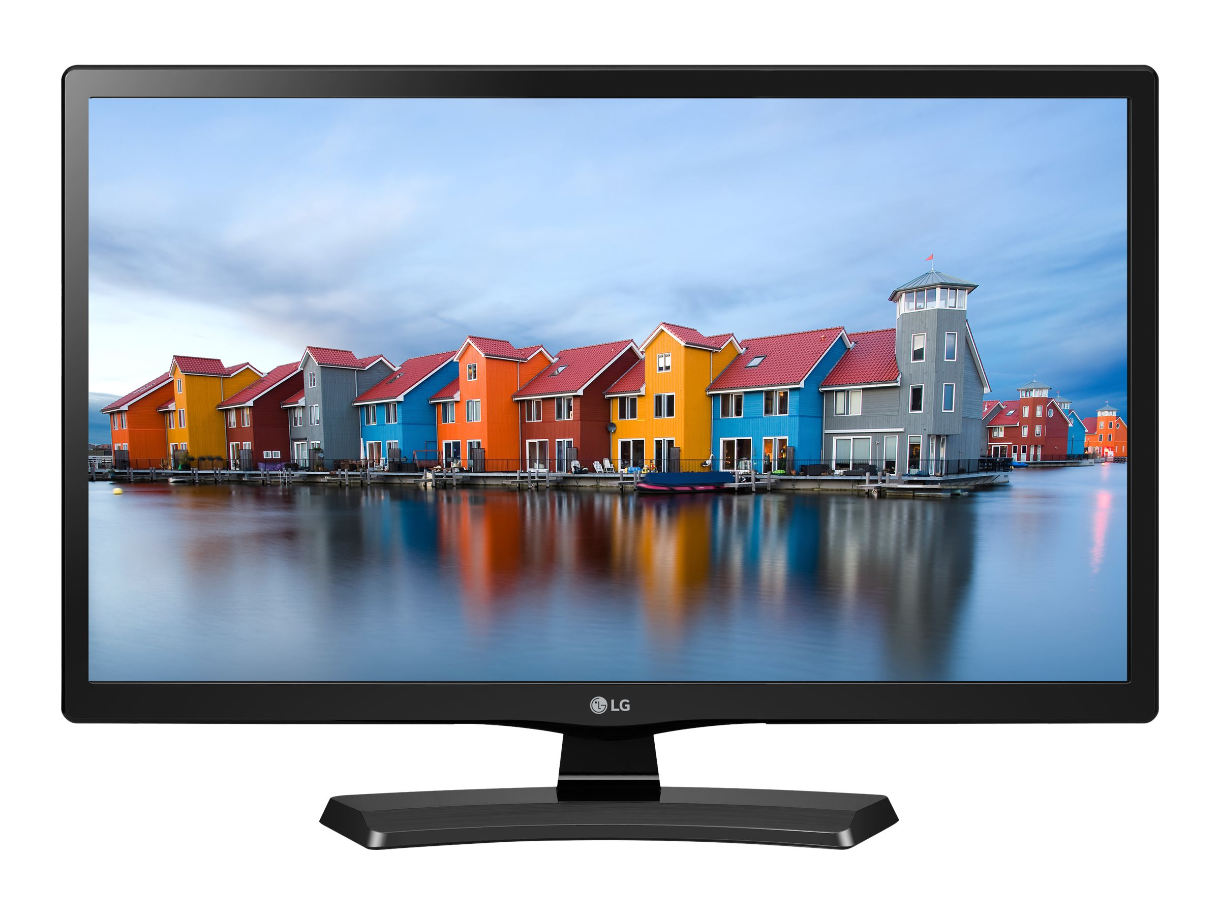 LG 21.5 LH4530 Full HD LED-LCD TV, Black, 22LH4530