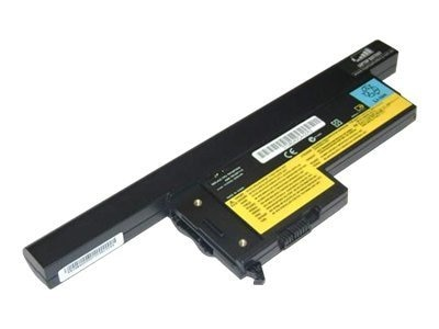 Ereplacements Laptop battery for IBM Lenovo Thinkpad x60, x60s, X61, 40Y6999, 92P1163, 92P1165, 92P1167, 40Y7003-ER, 12425014, Batteries - Notebook