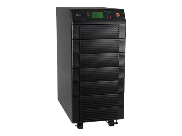 Tripp Lite SmartOnline 40kVA Modular 3-Phase UPS System, Online Double-Conversion International UPS, SU40KX, 15775896, Battery Backup/UPS