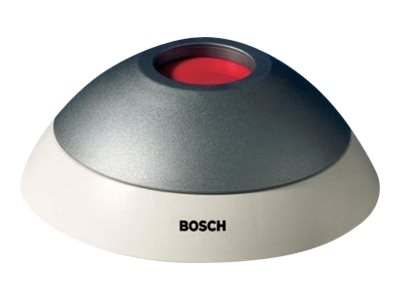 Bosch Security Systems Single Round Panic Button, Hardwired, ISC-PB1-100, 28342184, Security Hardware