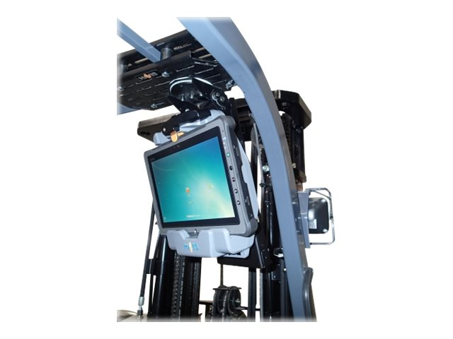 Havis Forklift Height Adjustable Overhead Mounting Package for Convertible Laptop or Tablet, C-MH-1005