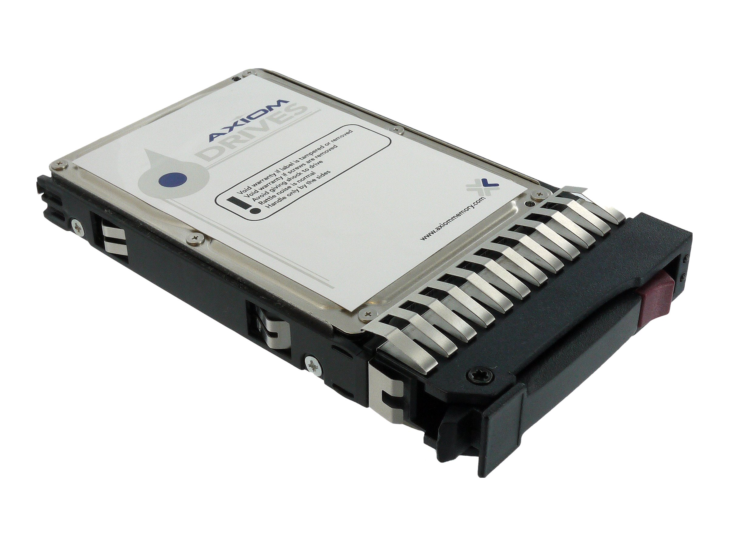 Axiom 1.2TB SAS 6Gb s 10K RPM SFF 2.5 Enterprise Hot Swap Hard Drive Kit for Select HP Compaq Units, 693648-B21-AX, 16733217, Hard Drives - Internal