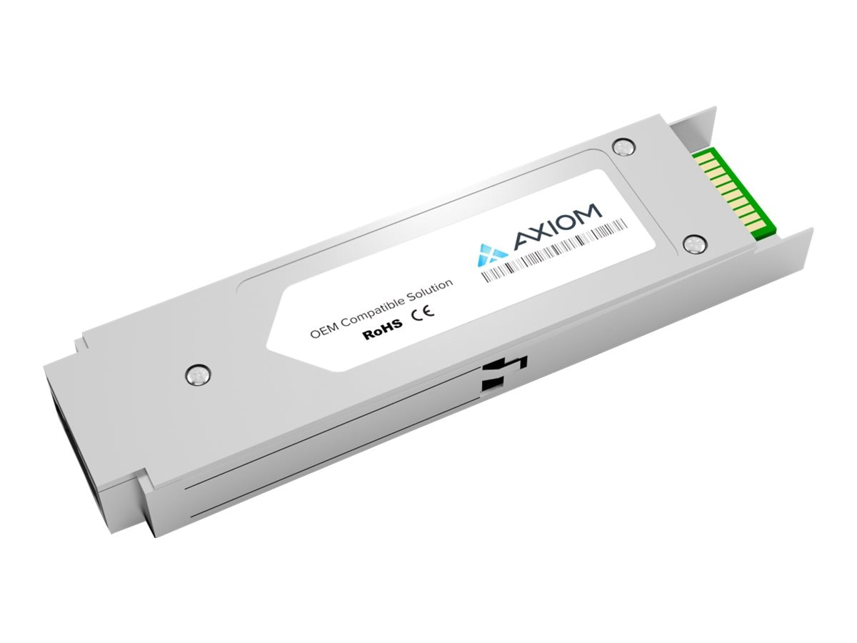 Axiom 10GBASE-LR XFP Transceiver (H3C XFP-LH40-SM1550-F1 Compatible), XFPLH40SM155-AX