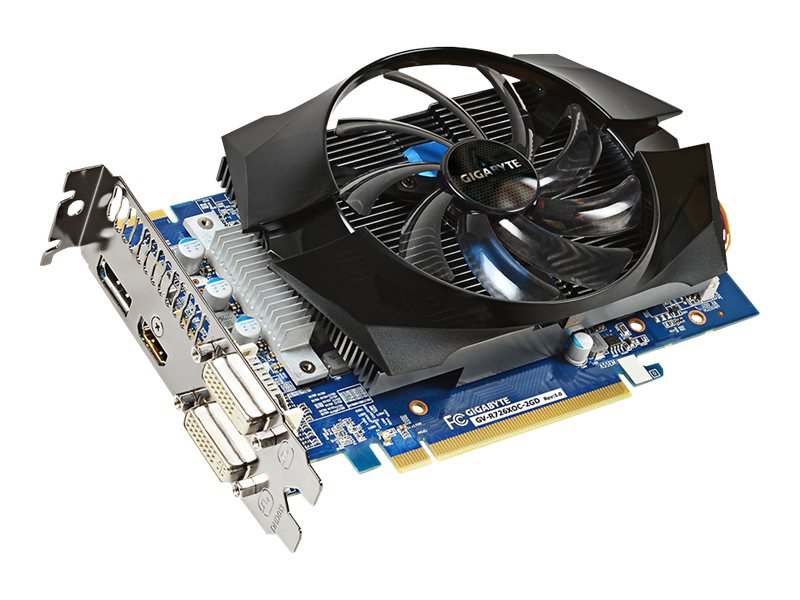 Open Box Gigabyte Tech Radeon R7 260x PCIe 3.0 Overclocked Graphics Card, 2GB GDDR5, GV-R726XOC-2GD, 31646293, Graphics/Video Accelerators
