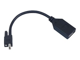 Matrox Mini DisplayPort to DisplayPort Adapter, CAB-MDP-DPF, 10184536, Adapters & Port Converters