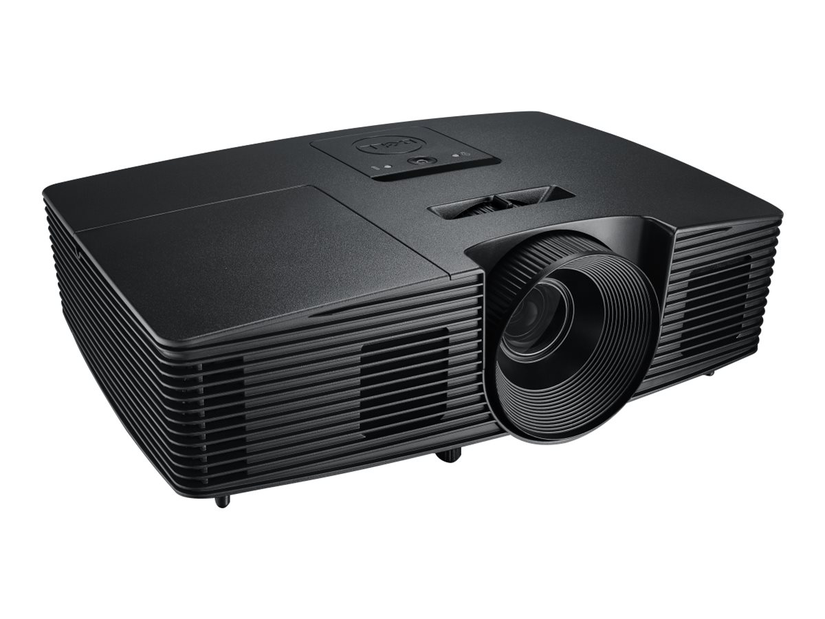 Dell 1220 SVGA DLP Projector, 2700 Lumens, Black, 1220, 17866919, Projectors