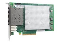 Qlogic Quad Port 16GB Fibre Channel PCIe 3.0 HBA, QLE2694-SR-CK, 30821993, Host Bus Adapters (HBAs)