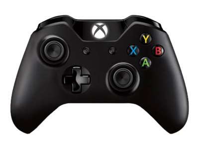 Microsoft Xbox One Wired PC Controller With Cable, 7MN-00001, 31441001, Computer Gaming Accessories