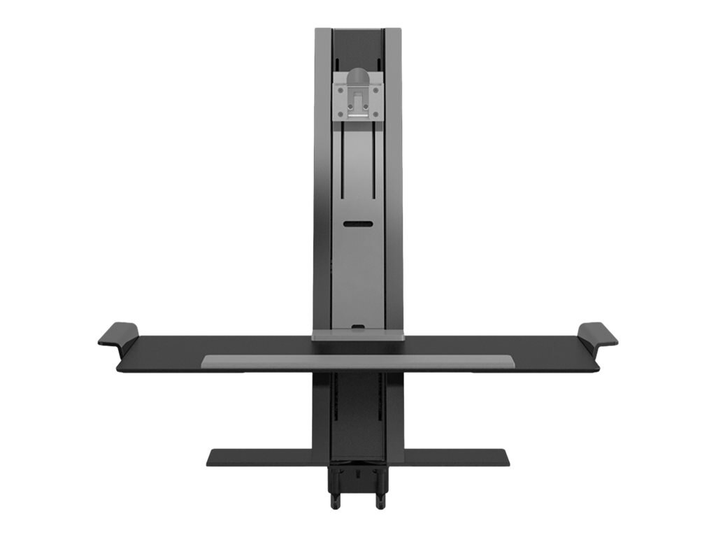 Humanscale Quickstand with Small Monitor Platform, Black