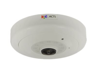 Acti 6MP Indoor Day Night Extreme WDR Hemispheric Dome Camera
