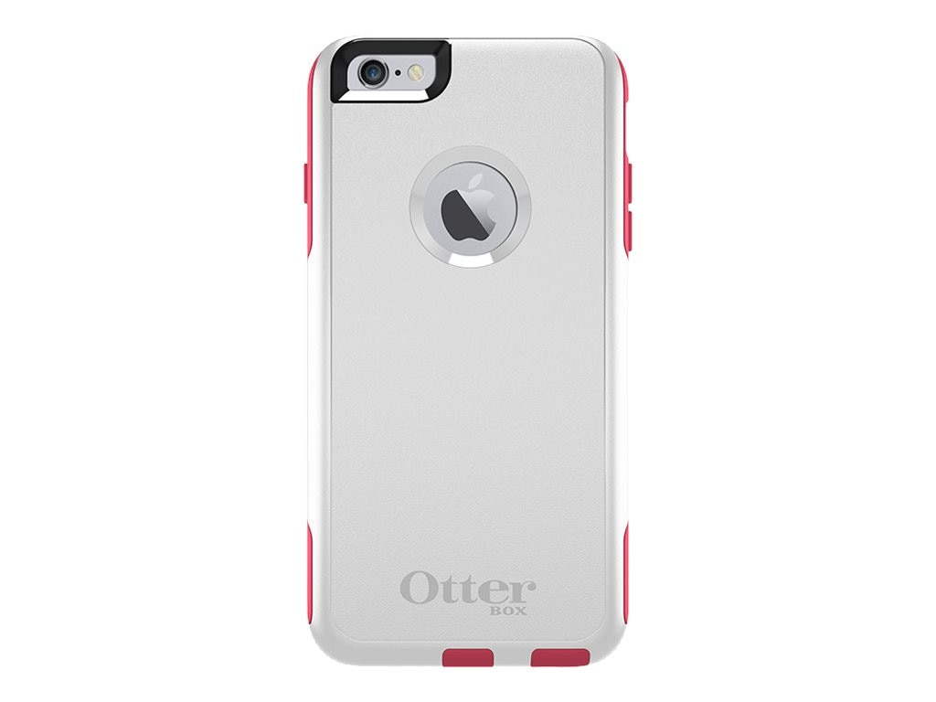 OtterBox Commuter Series for Apple iPhone 6 Plus, Neon Rose, 77-50319, 17974901, Carrying Cases - Phones/PDAs