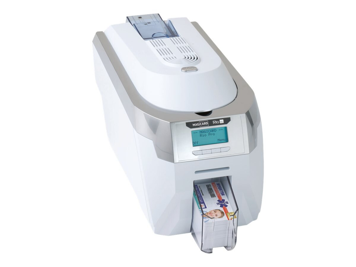 Magicard MagiCard Rio Pro Duo Card Printer, 3652-0021, 13345649, Printers - Card
