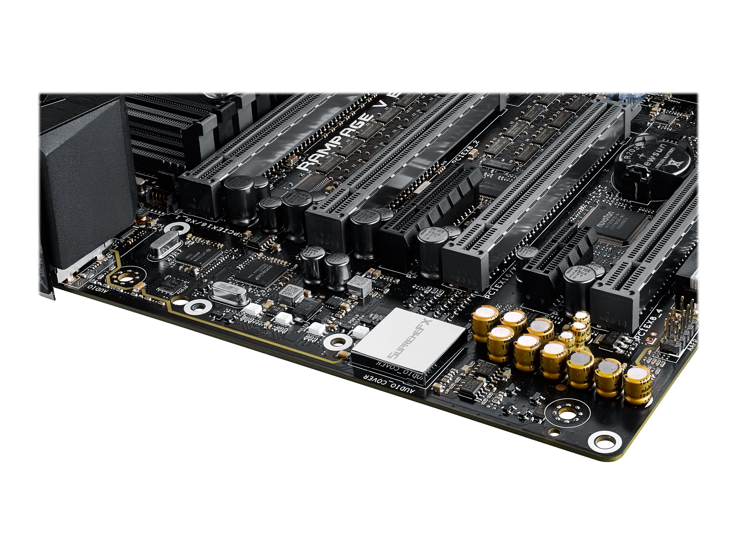Asus RAMPAGE V EDITION 10 Image 9