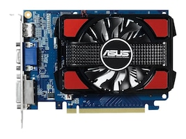 Asus GeForce GT730 PCIe Graphics Card, 2GB DDR3, GT730-2GD3, 31954915, Graphics/Video Accelerators