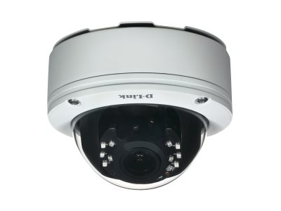D-Link 5MP Varifocal Outdoor Dome Network Camera, DCS-6517, 31116321, Cameras - Security