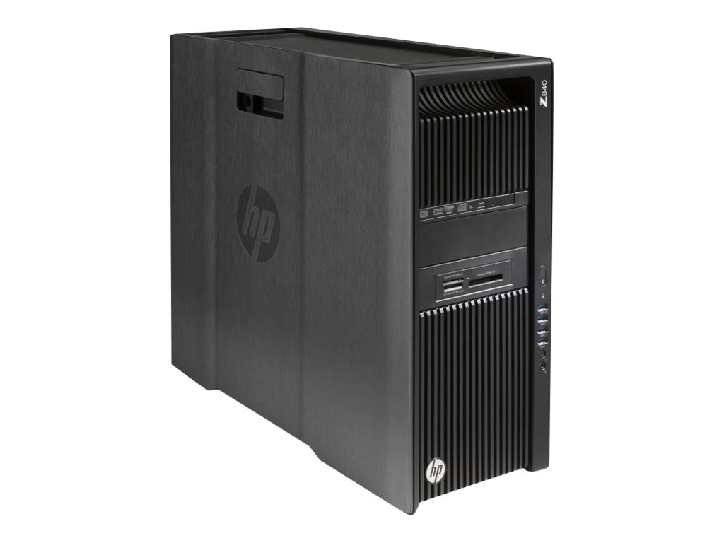 HP Smart Buy Z840 2.4GHz Xeon Microsoft Windows 7 Professional 64-bit Edition   Windows 8.1 Pro, K7P07UT#ABA, 17933405, Workstations