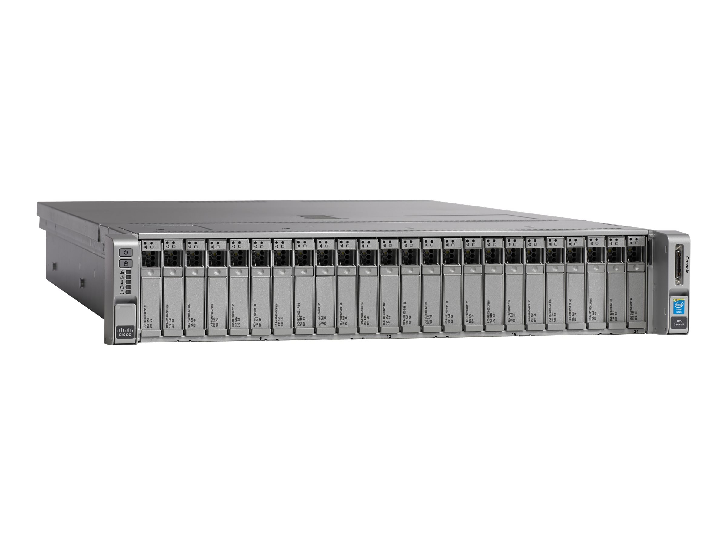 Cisco UCS-SPR-C240M4-BS1 Image 2