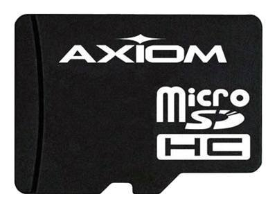 Axiom 8GB Micro SDHC Flash Memory Card, Class 10