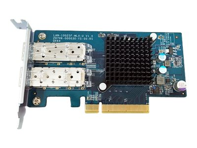 Qnap 2-port 10 GE SFP+ Network Expansion Card, LAN-10G2SF-MLX