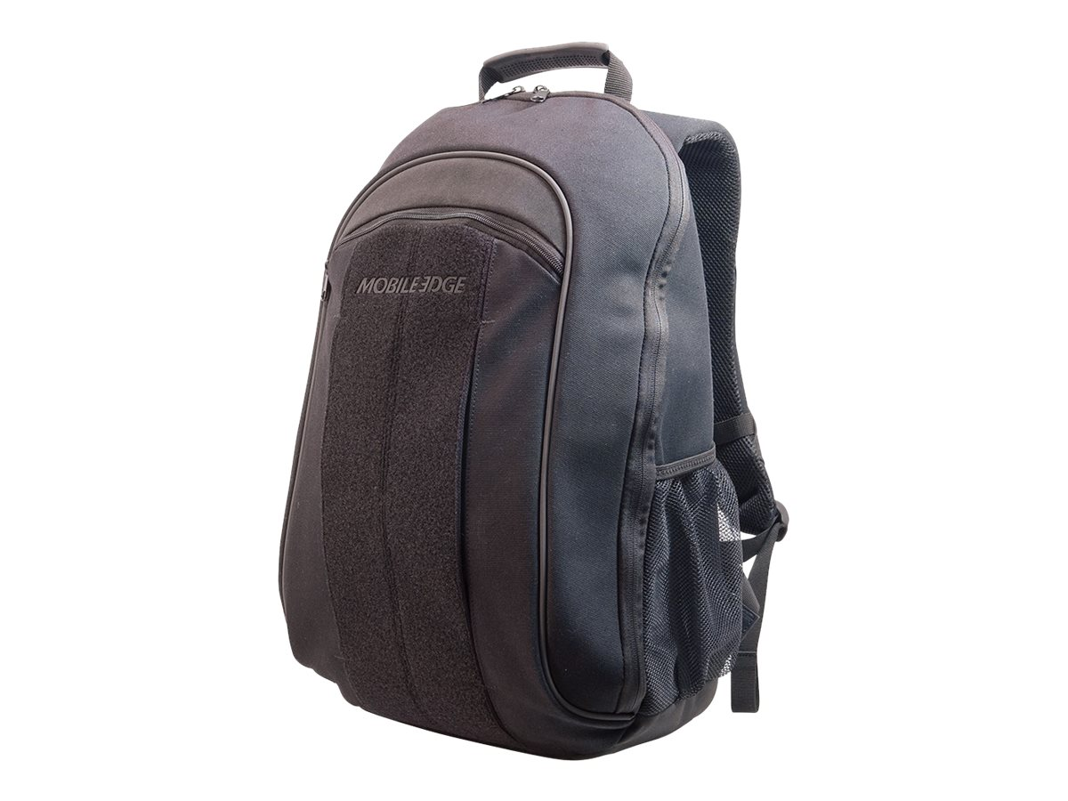 Mobile Edge Eco Laptop Backpack for 14 Laptops, Black, MECBPM1