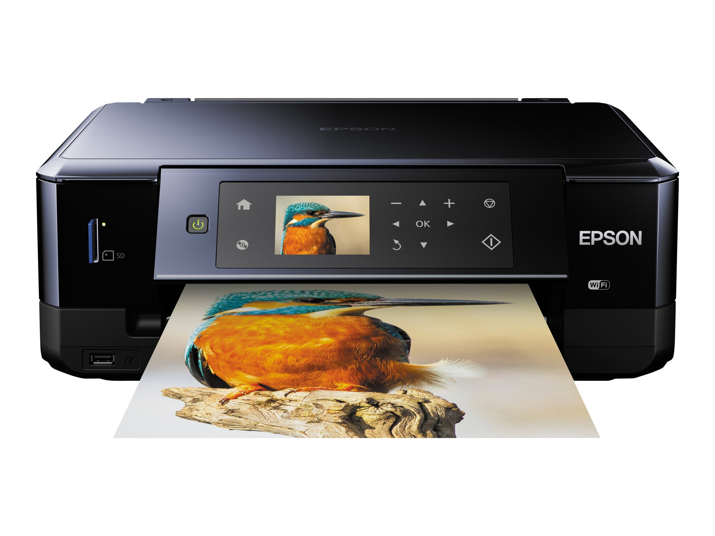Refurb. Epson XP620 All-In-One Printer, C11CE01201-N, 31447497, MultiFunction - Ink-Jet