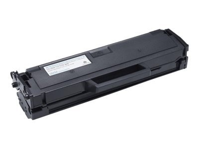 Dell Black Toner Cartridge for B1160 B1160W Printers, YK1PM