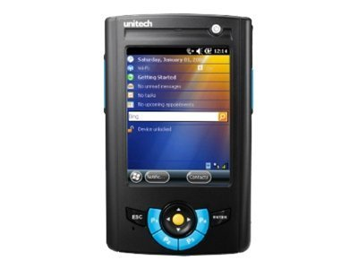 Unitech PA500e Mobile Computer PXA320 806MHz 256MB RAM 512MB ROM bgn BT 3.5 Touch No Scanner WEH 6.5, PA500-0260UADG, 16157150, Portable Data Collectors