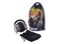 Maxell Noise Cancellation Headphones HP NC-II, 190400, 4863006, Headphones