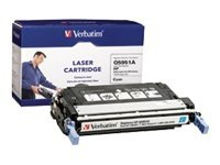 Verbatim Q5951A Cyan Toner Cartridge for HP LaserJet 4700 Series