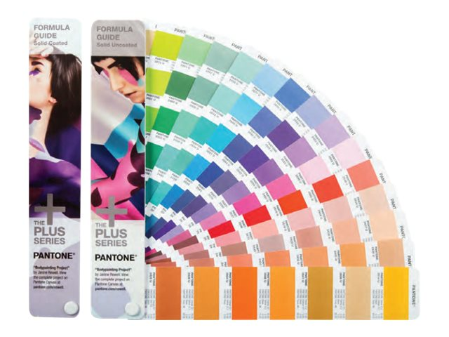 Pantone Formula Guide Coated Uncoated, GP1601N